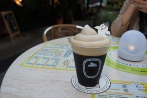 キリン一番搾り黒フローズンビール