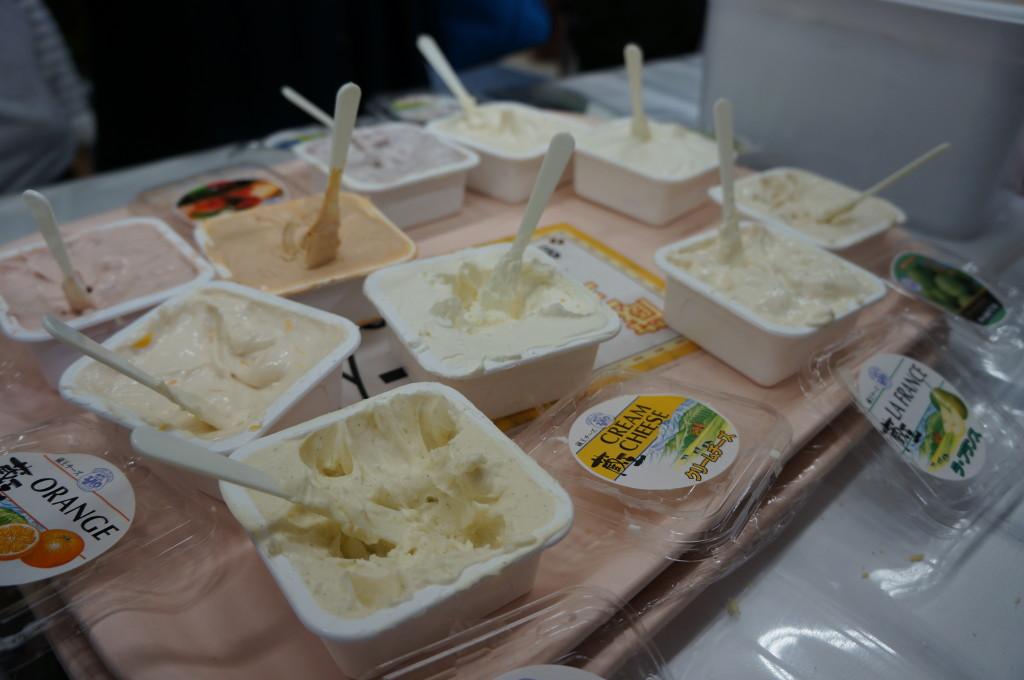 蔵王のクリームチーズ