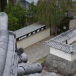 白石城天守閣からの眺め
