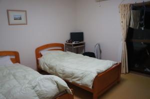 民宿遊の部屋