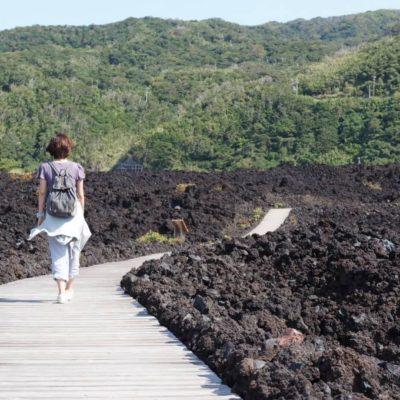 三宅島旅行-三宅島散歩