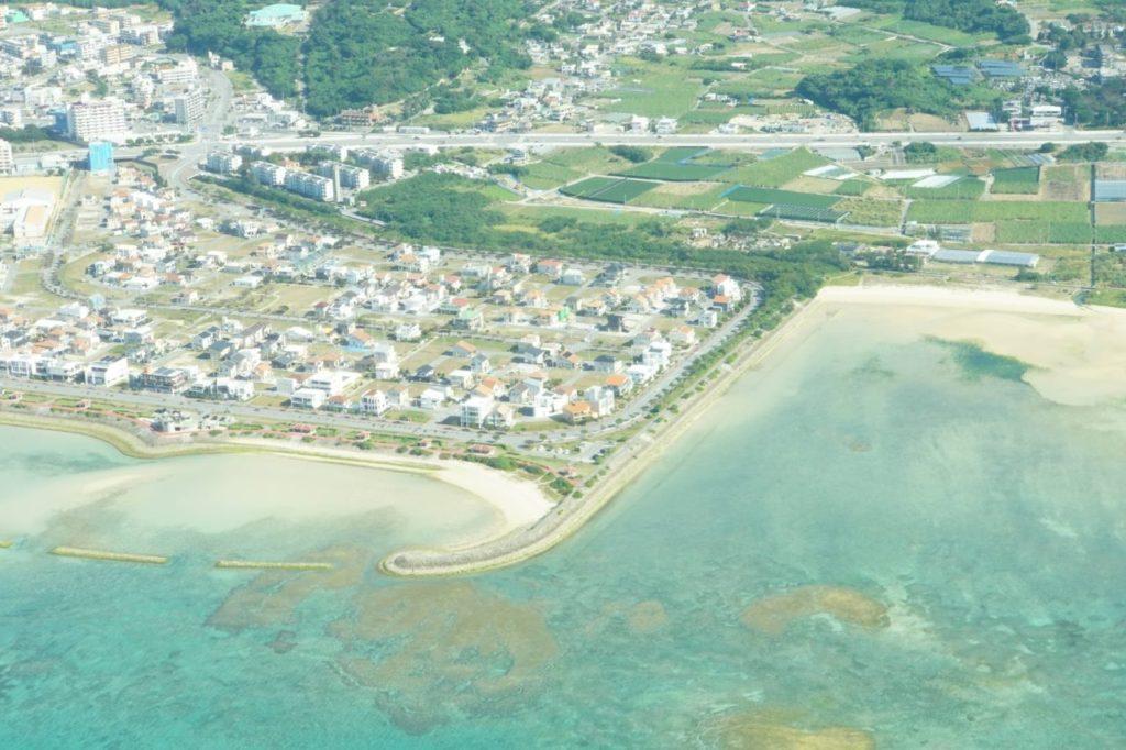 沖縄本島の海岸