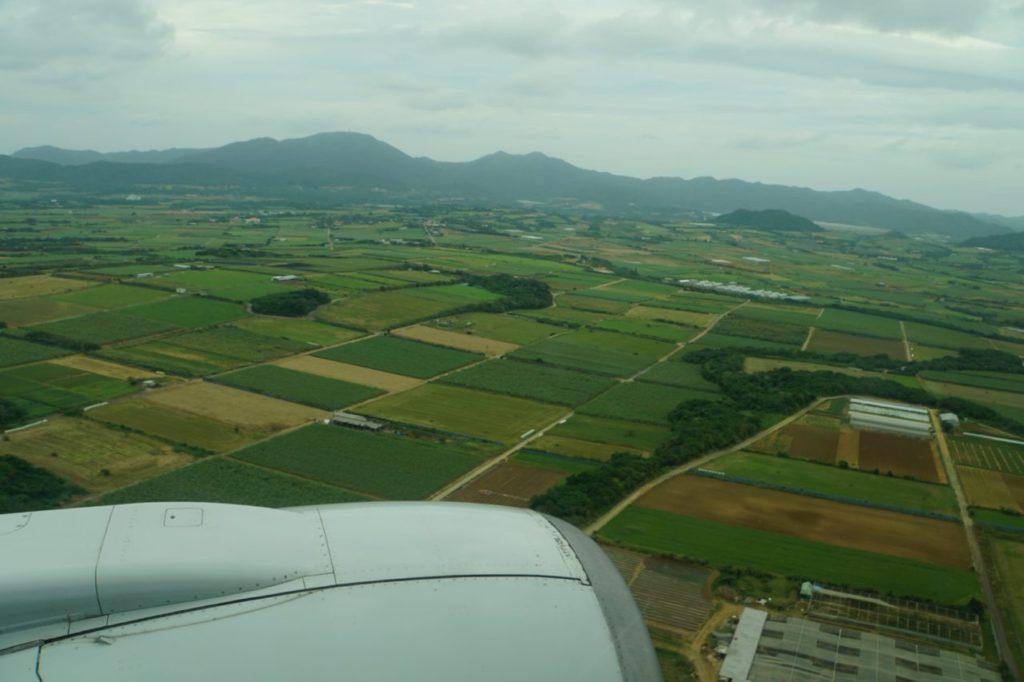 石垣島の大地