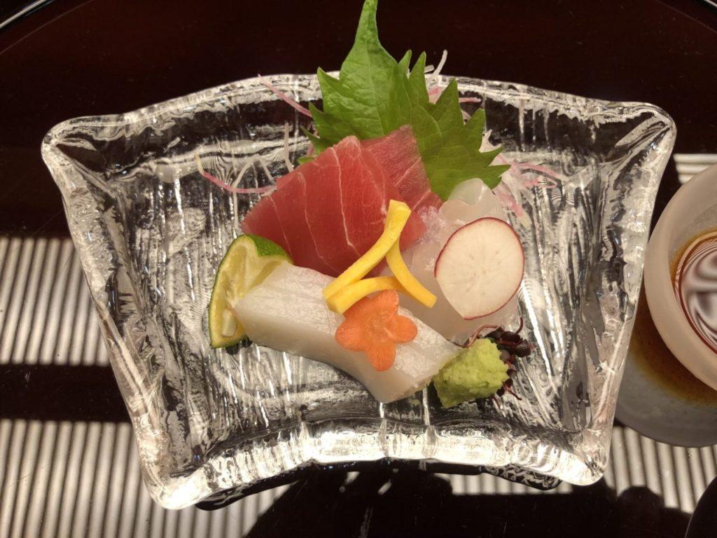 ANAインターコンチネンタル石垣リゾートの沖縄料理石垣の二品目