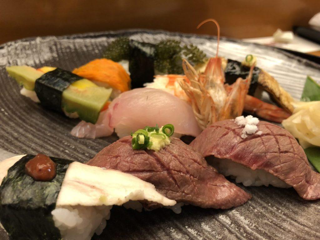 ANAインターコンチネンタル石垣リゾートの沖縄料理石垣の三品目
