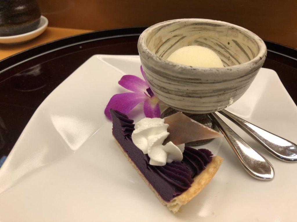 ANAインターコンチネンタル石垣リゾートの沖縄料理石垣の五品目
