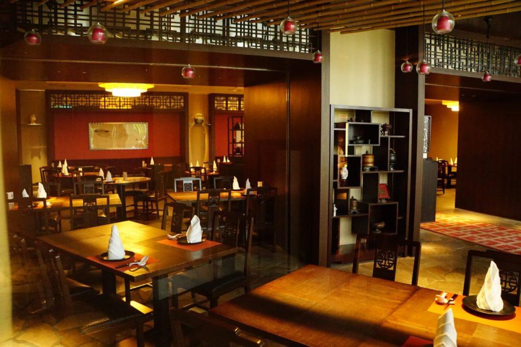ANAインターコンチネンタル石垣リゾートのレストラン
