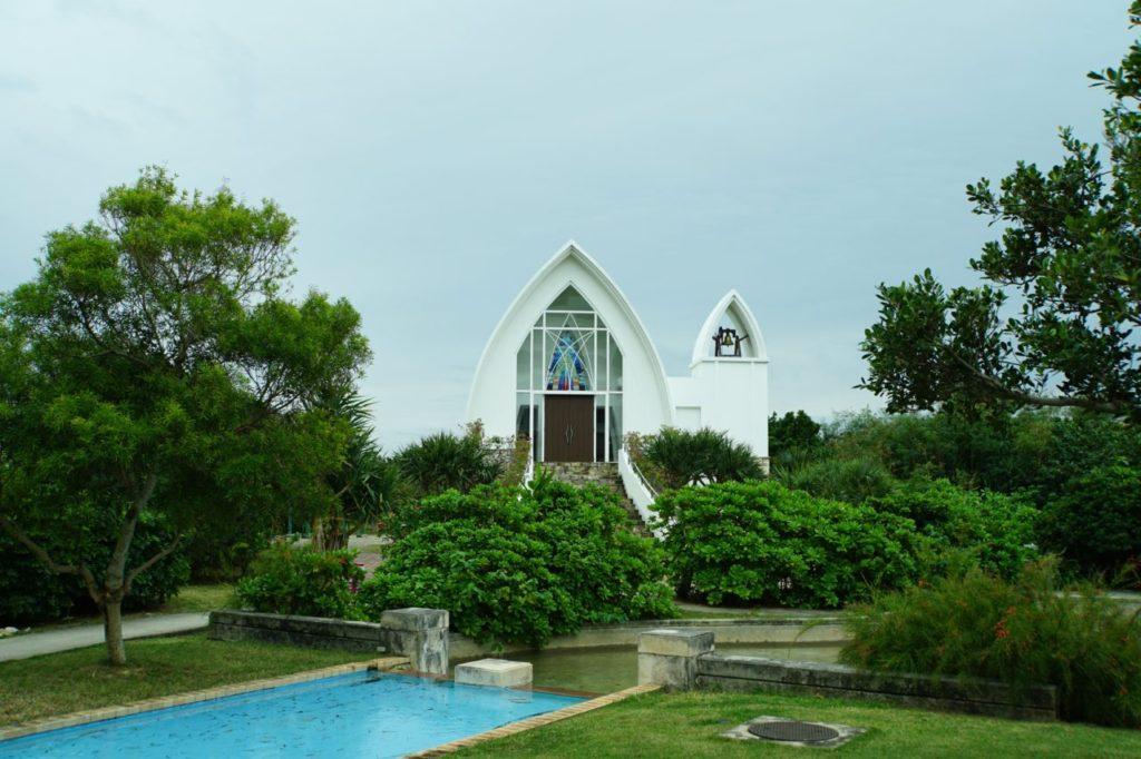 ANAインターコンチネンタル石垣リゾートの教会