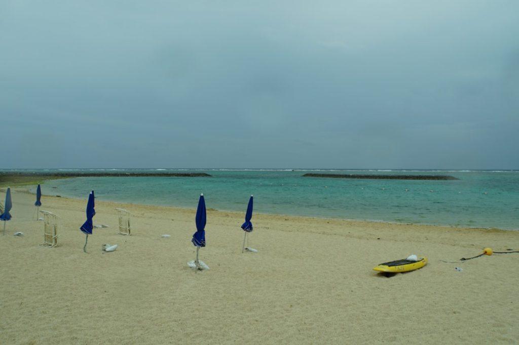 ANAインターコンチネンタルのマエサトビーチ