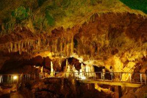 石垣島鍾乳洞の広大な空間