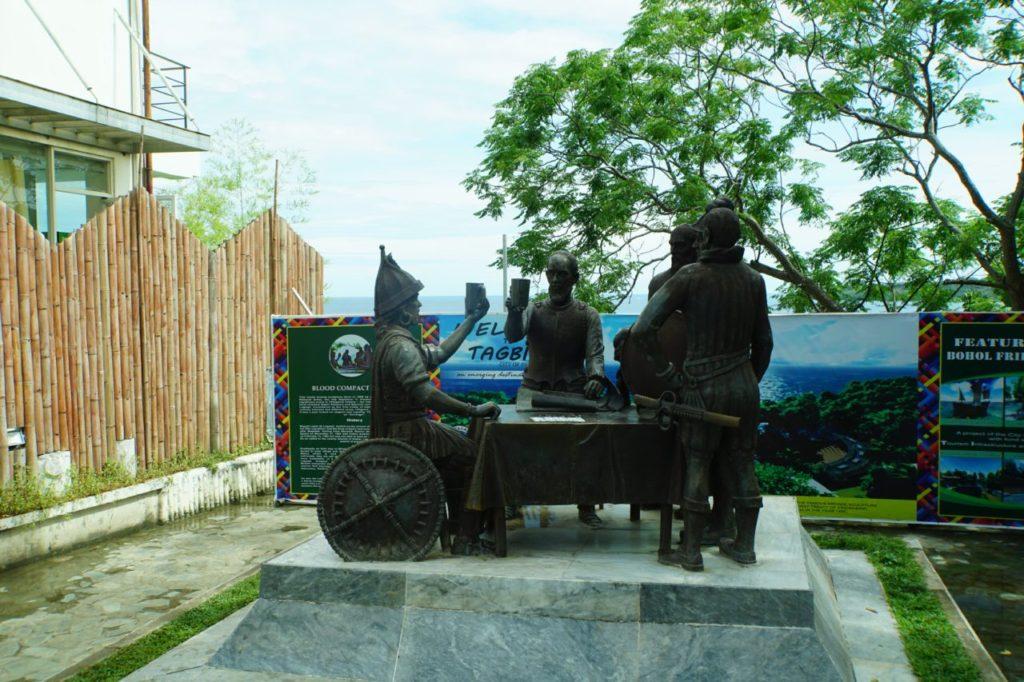 ボホールの血の同盟記念碑