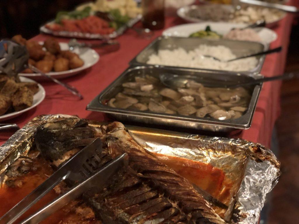 アイランドサファリで食べたモルディブの伝統料理