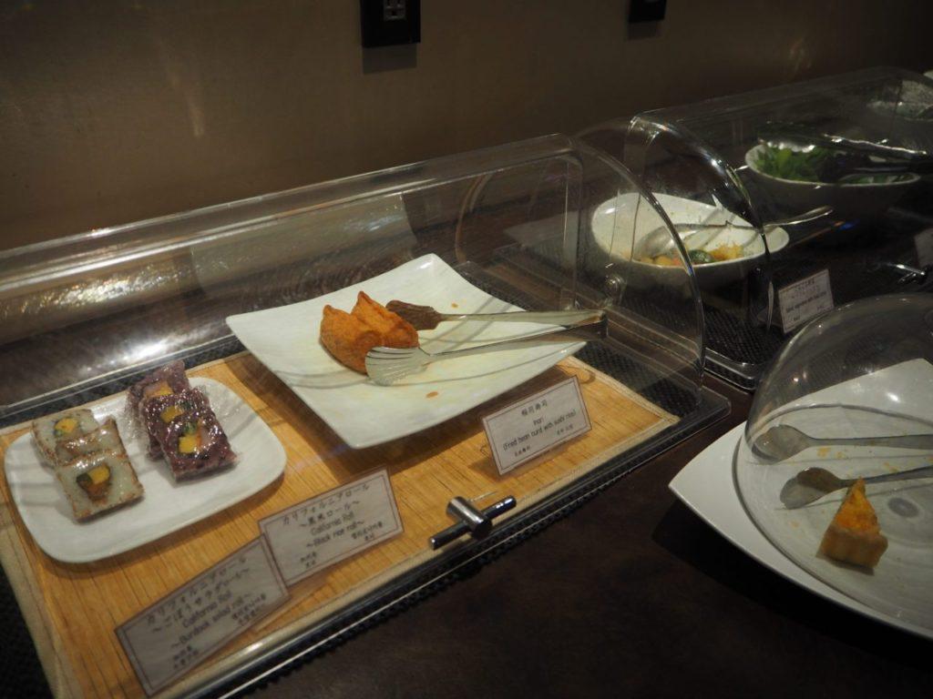 TIAT LOUNGE ANNEXのお寿司