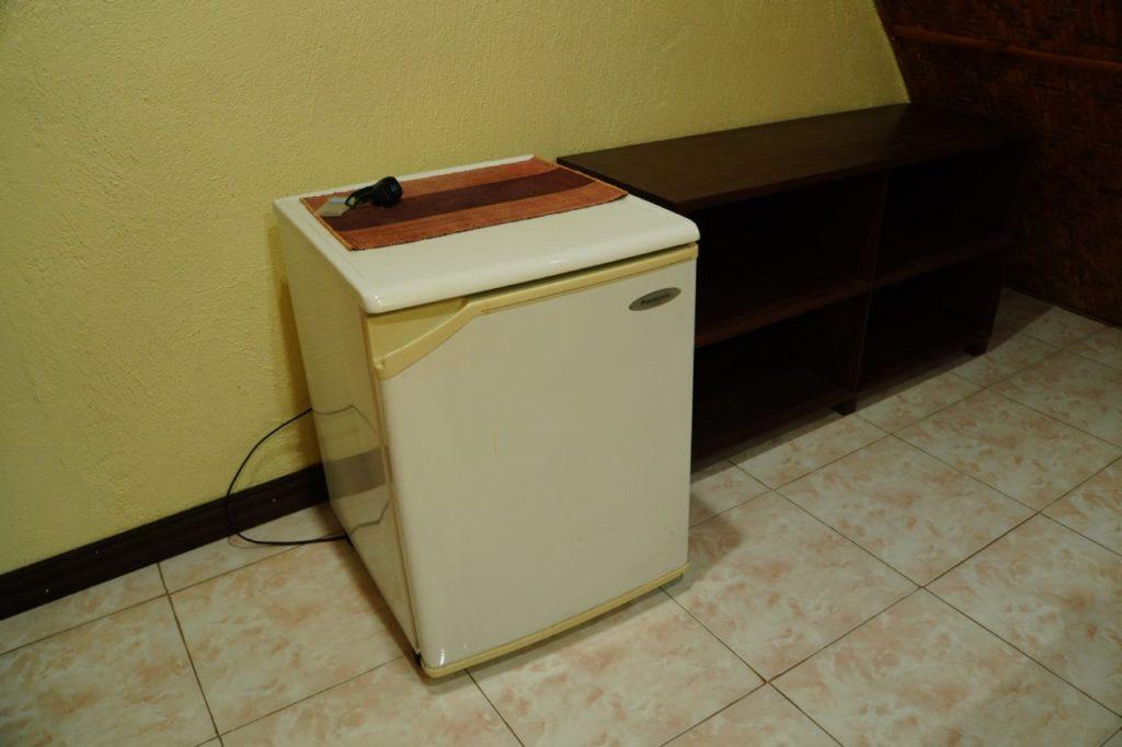 ノバビーチデラックスの冷蔵庫