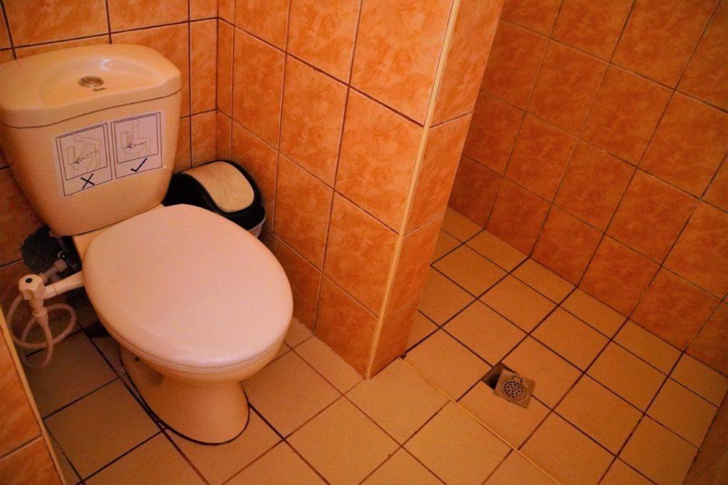 ノバビーチデラックスのトイレ
